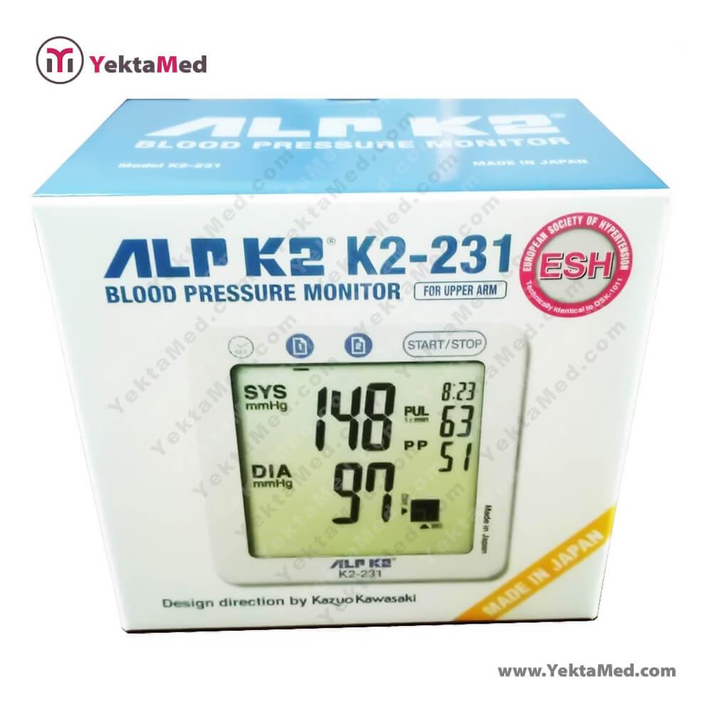 فشارسنج آلپیکادو ALPK2-K2-231