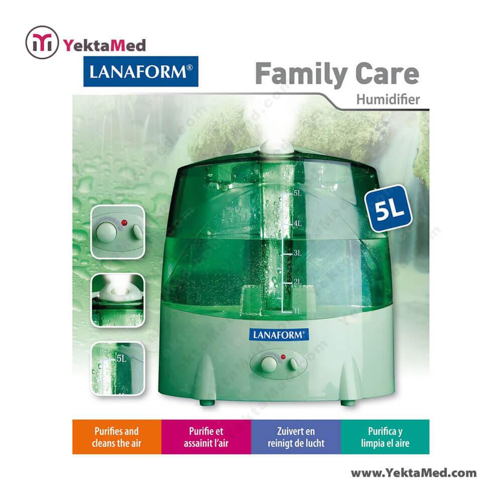 بخور سرد لانافرم Family Care
