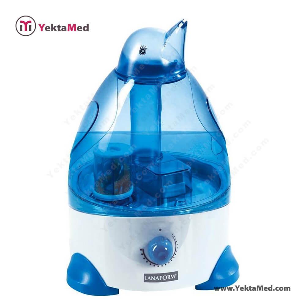 بخور سرد کودک پنگوئن لانافرم