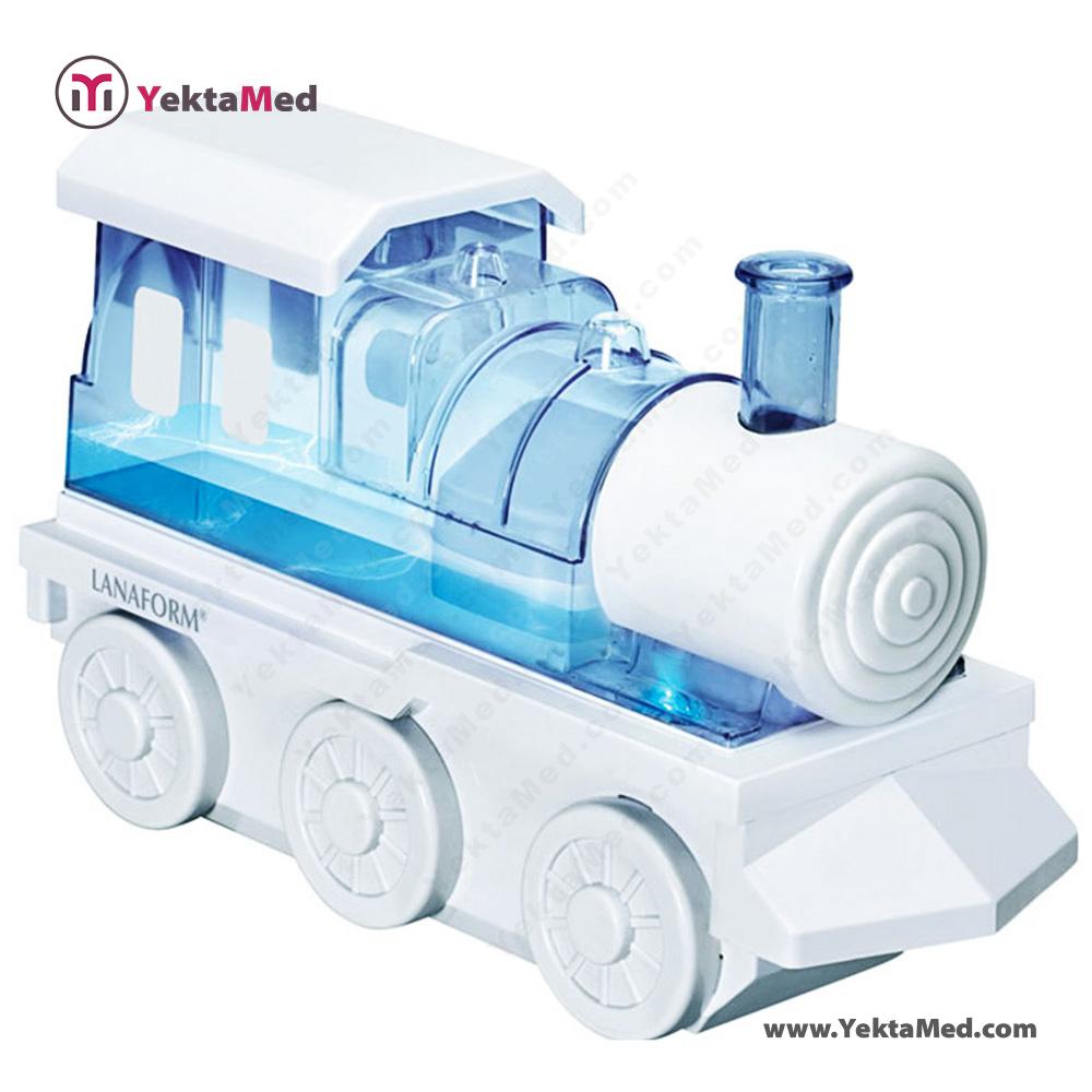 بخور سرد کودک قطار لانافرم