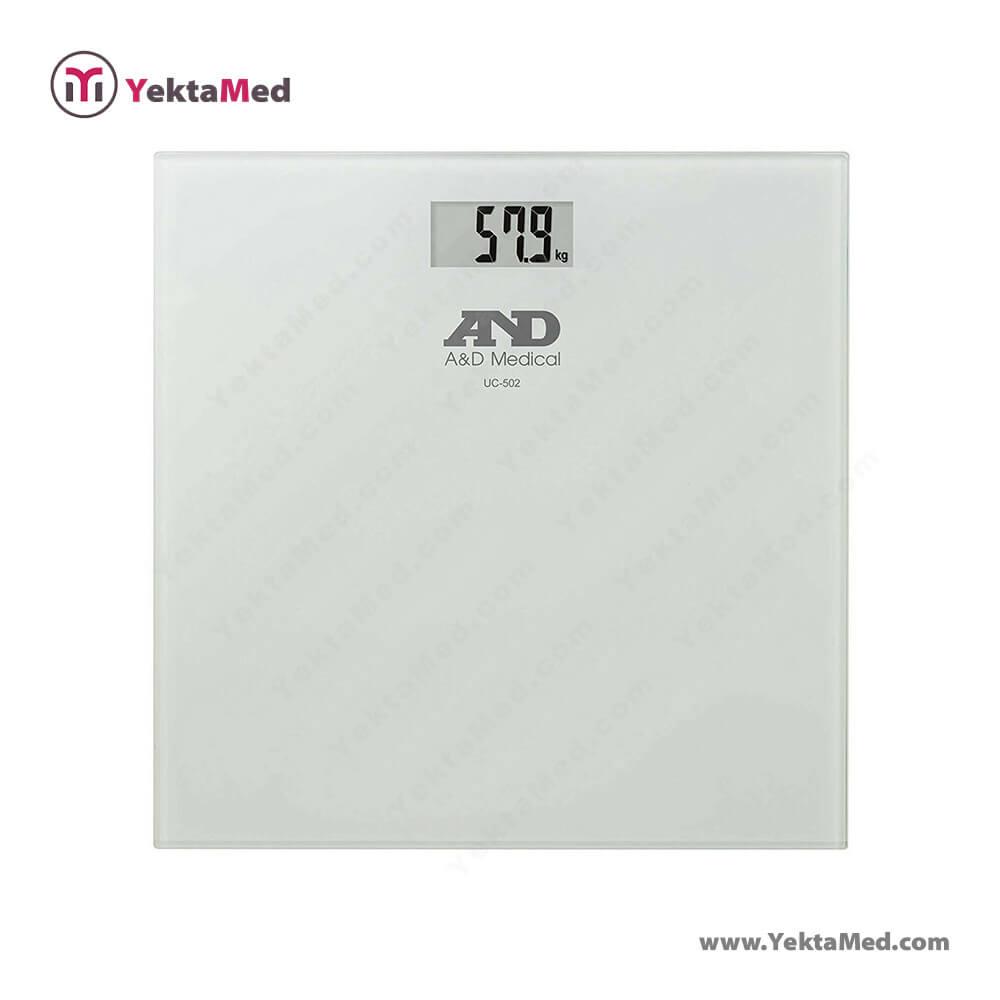 ترازو دیجیتال ای ان دی UC502