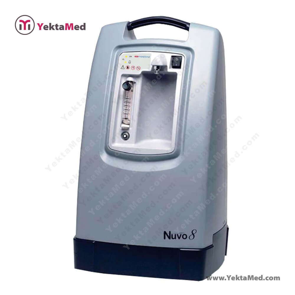 اکسیژن ساز ۸ لیتری نایدک Nuvo 8