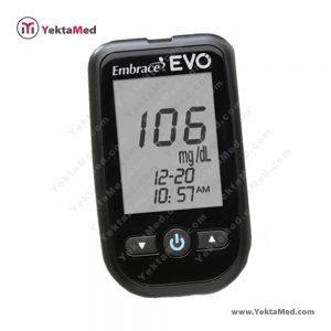 دستگاه تست قندخون Embrace EVO